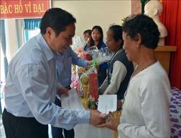 Trưởng Ban Tổ chức Trung ương Phạm Minh Chính thăm, chúc Tết tại tỉnh Kiên Giang