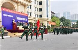 Bộ Tư lệnh Thủ đô Hà Nội đồng loạt ra quân huấn luyện năm 2019