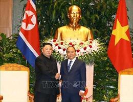 Tiếp tục củng cố và phát triển quan hệ hữu nghị truyền thống Việt Nam - Triều Tiên