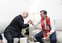 Khả năng Hàn Quốc, Triều Tiên đồng đăng cai Giải Vô địch bóng đá nữ thế giới 2023