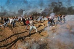 Binh sĩ Israel nổ súng làm chết 2 người Palestine vừa gây ra vụ đâm xe