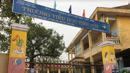 UBND huyện cung cấp thông tin vụ thầy giáo bị tố dâm ô học sinh tại Bắc Giang