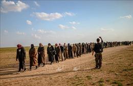 Tướng Mỹ cảnh báo cuộc chiến chống IS tại Syria vẫn chưa kết thúc