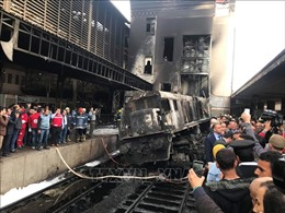 Ai Cập thay thế Bộ trưởng Giao thông sau vụ tai nạn đường sắt