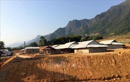 Lai Châu: Di dời 37 hộ dân ra khỏi vùng nguy cơ sạt lở cao