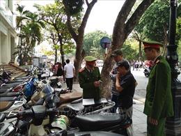 Giao thông tĩnh tại Hà Nội - Bài 2: Đẩy nhanh quy hoạch bến bãi đỗ xe