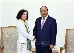 Thủ tướng Nguyễn Xuân Phúc tiếp các Đại sứ Bulgaria và Uruguay