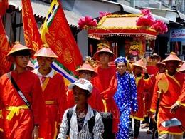 Lễ hội Nghinh Ông Sông Đốc được đưa vào danh mục Di sản văn hóa phi vật thể cấp quốc gia