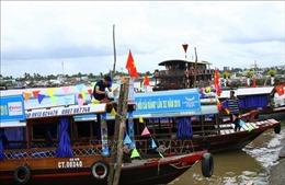Dừng tổ chức Ngày hội du lịch 'Văn hóa Chợ nổi Cái Răng'