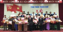 Truy tặng danh hiệu Bà mẹ Việt Nam Anh hùng cho 73 mẹ ở Thừa Thiên - Huế