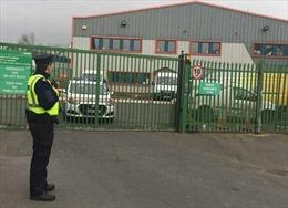 CH Ireland: Phát hiện gói bưu kiện khả nghi tương tự 'bom thư' tại Anh