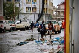 Tăng cường cứu trợ người sống sót sau siêu bão Idai
