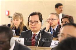 Hội đồng nhân quyền Liên hợp quốc thông qua 29 Nghị quyết