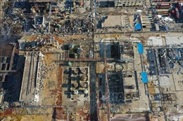 Tai nạn tại một nhà máy điện hóa học ở Trung Quốc, 20 người thương vong