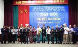 Tăng cường tình hữu nghị, đoàn kết giữa nhân dân hai nước Việt Nam-Chile