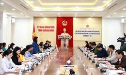 Giám sát thực hiện chính sách về phòng cháy chữa cháy tại Quảng Ninh