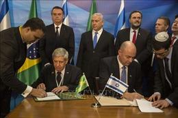 Brazil vừa mở văn phòng thương mại tại Jerusalem, Palestine lập tức triệu hồi đại sứ