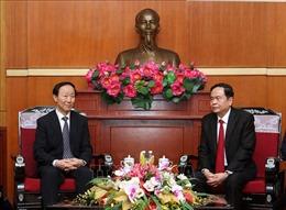 Vun đắp quan hệ hữu nghị giữa nhân dân hai nước Việt Nam - Trung Quốc