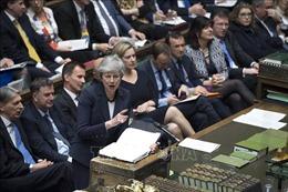 Thủ tướng Anh đề nghị EU tiếp tục lùi thời hạn Brexit