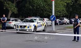 Nổ súng ở ngoại ô, New Zealand điều nhân viên an ninh có vũ trang đặc biệt