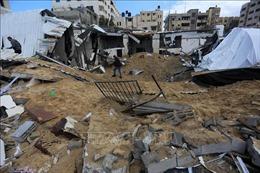 Hamas đã tiếp nhận thời hạn ngừng bắn từ phía Israel