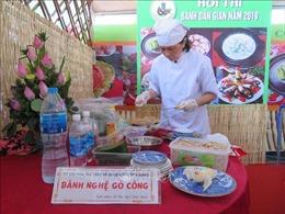 Hội thi Bánh dân gian Nam Bộ 2019: Giới thiệu những món bánh dân gian đặc sắc đến đông đảo người dân