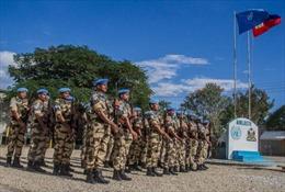 Phái bộ hỗ trợ công lý của LHQ tại Haiti sẽ chấm dứt hoạt động vào tháng 10