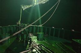 Tạm giữ 2 tàu, 7 đối tượng buôn lậu 2.250m3 xăng A95 trên biển Quảng Ngãi