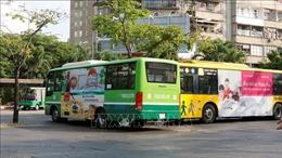 Các tuyến xe buýt có trợ giá tại TP Hồ Chí Minh tăng thêm 1.000 đồng/lượt