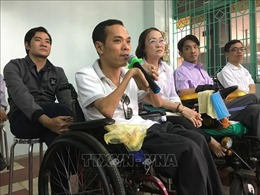 Xây dựng ứng dụng giúp người khuyết tật tiếp cận các dịch vụ xã hội thuận lợi