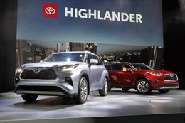Doanh nghiệp sản xuất ô tô Nhật Bản 'trình làng' nhiều mẫu xe thể thao đa dụng