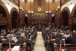Ai Cập tăng cường an ninh trước cuộc trưng cầu ý dân