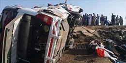 Tai nạn giao thông nghiêm trọng tại Ấn Độ và Pakistan gây nhiều thương vong