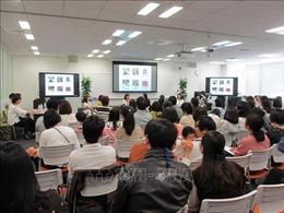 Các bạn trẻ Việt Nam chia sẻ kinh nghiệm sống ở Nhật Bản