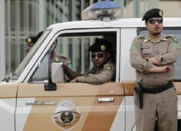Saudi Arabia bắt 13 nghi phạm sau vụ tấn công do IS nhận là thủ phạm