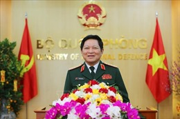 Đoàn đại biểu Quân sự cấp cao Việt Nam dự Hội nghị Bộ trưởng Quốc phòng các nước ASEAN lần thứ 13