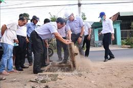 Tháng 5/2019 sẽ nạo vét hệ thống thoát nước tại Long Điền, Bà Rịa - Vũng Tàu