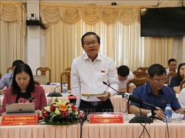Phó Chủ tịch Quốc hội Đỗ Bá Tỵ: Không khoán trắng cho lực lượng phòng cháy, chữa cháy