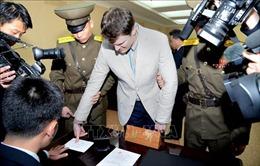 Mỹ bác tin thanh toán cho Triều Tiên chi phí chăm sóc sinh viên O.Warmbier