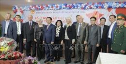 Hội Cựu chiến binh Việt Nam tại Nga kỷ niệm 44 năm Ngày thống nhất đất nước