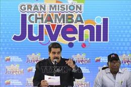 Tổng thống Venezuela: Lực lượng vũ trang cam kết trung thành tuyệt đối với nhân dân và hiến pháp