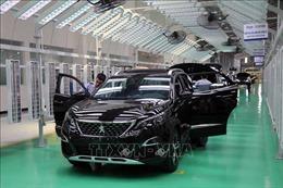 Khánh thành nhà máy xe du lịch cao cấp tại Quảng Nam