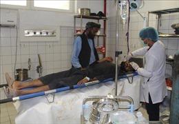 30 dân thường thiệt mạng trong vụ không kích của Mỹ tại Afghanistan