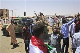 Chính biến ở Sudan: AU thúc đẩy thỏa thuận chuyển giao quyền lực