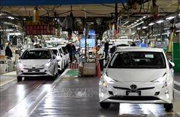 Lợi nhuận ròng của Toyota trong năm tài chính 2018 giảm gần 25%