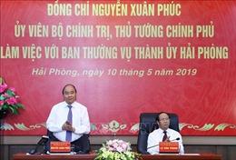 Thủ tướng Nguyễn Xuân Phúc gợi mở hướng phát triển bền vững cho Hải Phòng