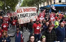 Kinh tế Australia có dấu hiện trì trệ trước thềm bầu cử
