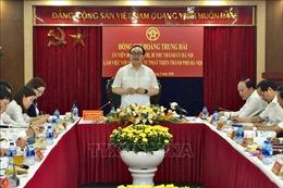 Nâng cao hiệu quả hoạt động của Quỹ Đầu tư phát triển thành phố Hà Nội