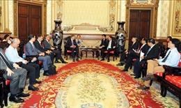 Hiện thực hóa tiềm năng hợp tác giữa TP Hồ Chí Minh và Cộng hòa Áo