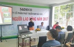 Bắt Tổng giám đốc Công ty cổ phần phát triển Nam Sài Gòn